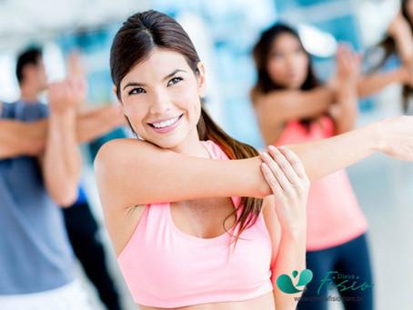 Alongamento Terapêutico - Fisioterapia