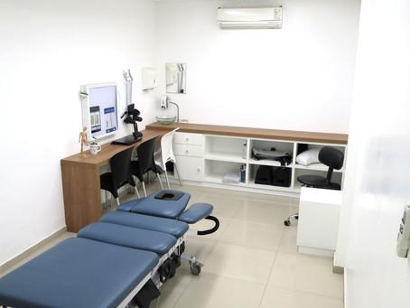 Clínica Fisio - Fisioterapia e Reabilitação Física