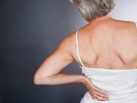 Cerca de 1 em cada 10 pessoas sofrem de dores nas costas