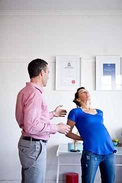 Serviços de fisioterapia individuais. Clínica Fisio fisioterapia em fortaleza