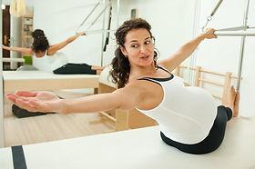 Pilates para gestante em fortaleza