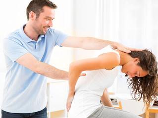 Dor no braço vindo do pescoço?