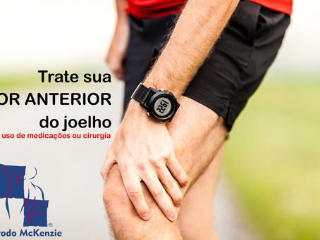 Trate sua dor anterior no joelho SEM CIRURGIA.
