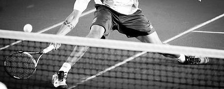 Fisioterapia para lesões de tenis especializado