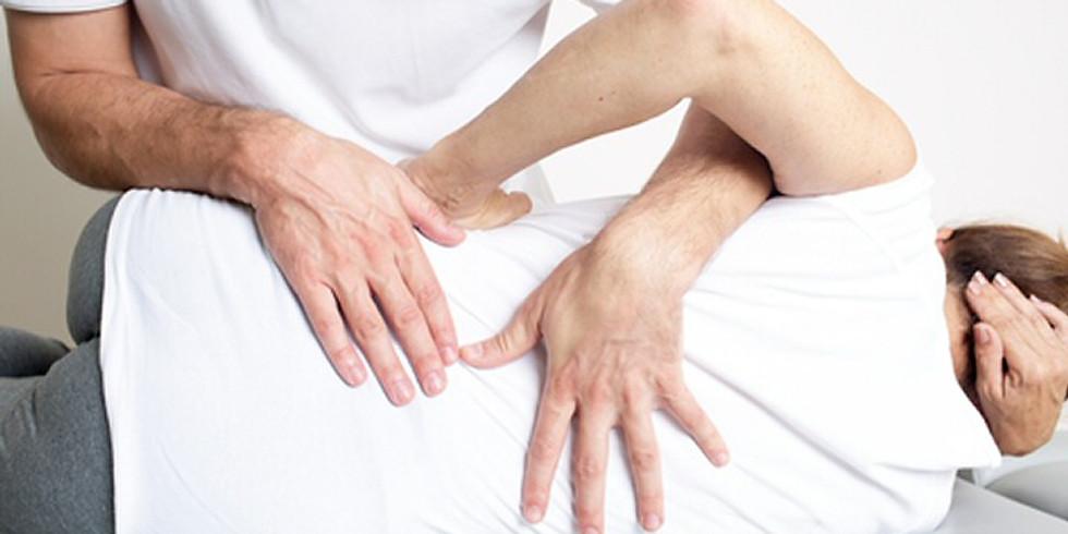 Curso - Quiropaxia Clínica para Fisioterapeutas - Turma 2