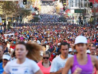 Correr não aumentar o risco de artrite/artrose em corredores de maratona