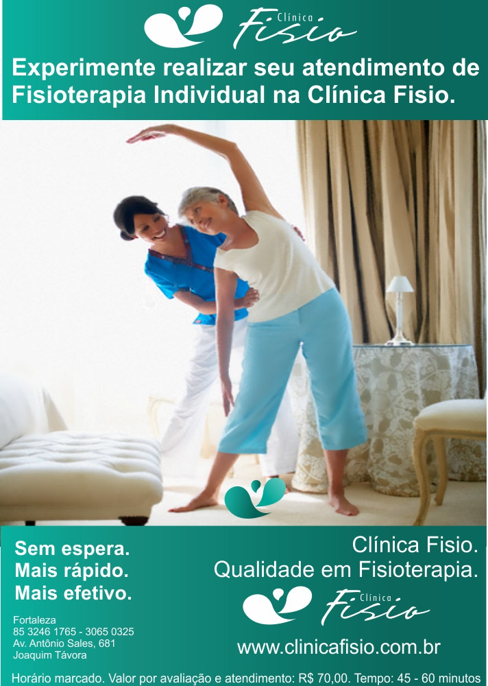 Fisioterapia Individual em Fortaleza