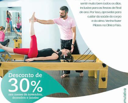 Nova Promoção de Pilates em Fortaleza!