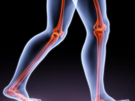Dor de joelhos, quadris ou costas? Verifique seus pés!
