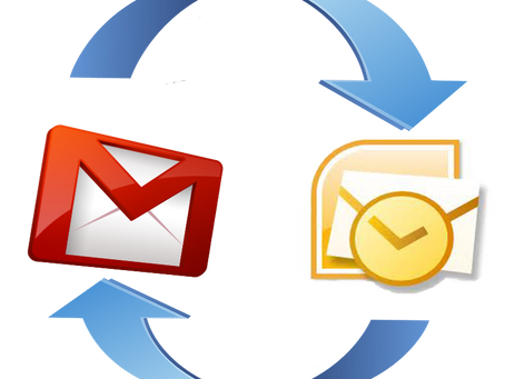 Moving from outlook to Gmail (from my 2016 article)