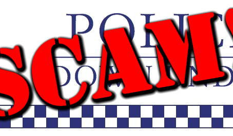 The Police Diary Scam...or is it? {it is}