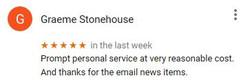 Graeme Stonehouse 120717