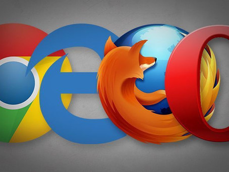 Why you need multiple web browsers