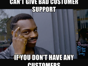 How to lose customers instantly