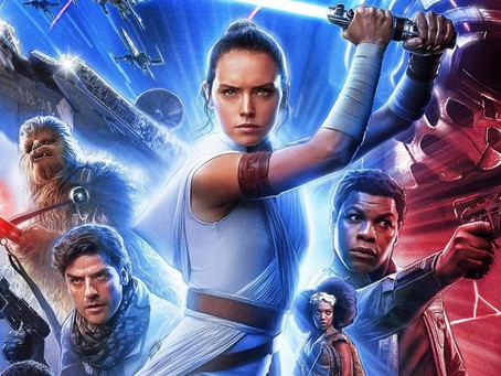 The Rise of Skywalker, well what did you expect?