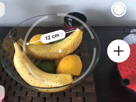 Measure your augmented reality