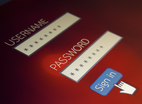 Usernames and Passwords...seriously, USERNAMES AND PASSWORDS – have them all to hand
