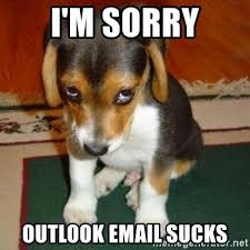 Outlook, a new reason to hate it (and leave it)