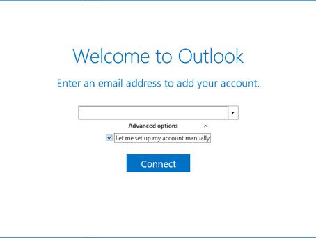 If you hate Outlook's new way of creating email accounts...