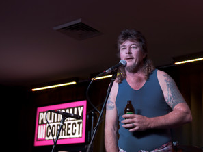 FunnieS at Frank's returns with Chris Franklin