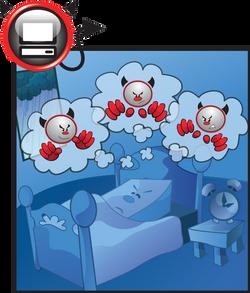 Bad dreams for naughty PCs