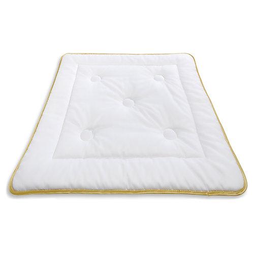 Frau Holle Babyflocke, Bettdecke mit pflegeleichter Baumwolle