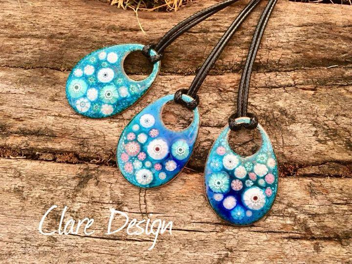 Clare design jewellery
