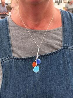 Clare Design Ballons necklace
