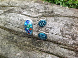 clare design STS rings