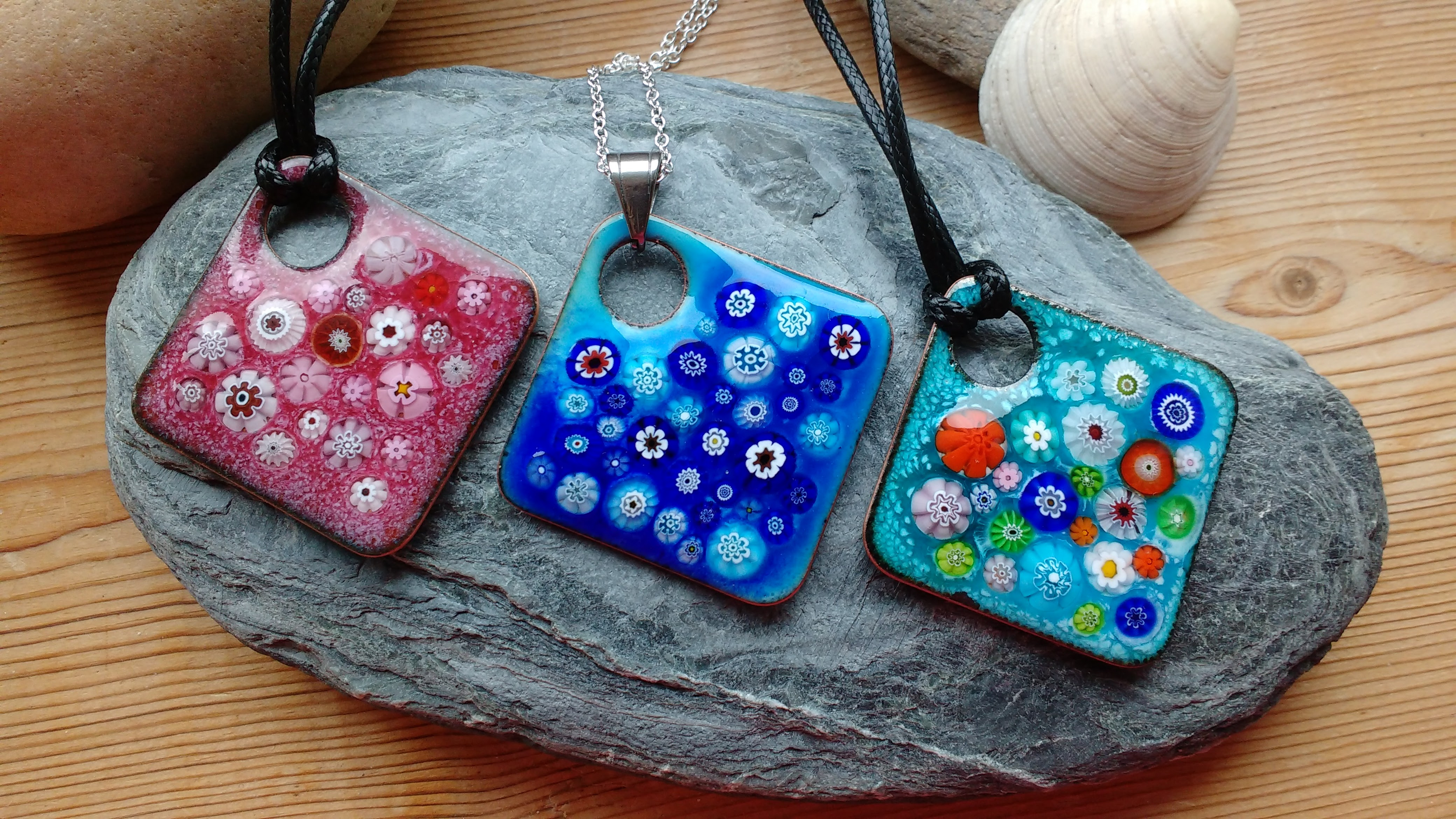 clare design pendants