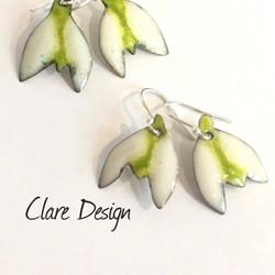 Clare Design Snowdrops