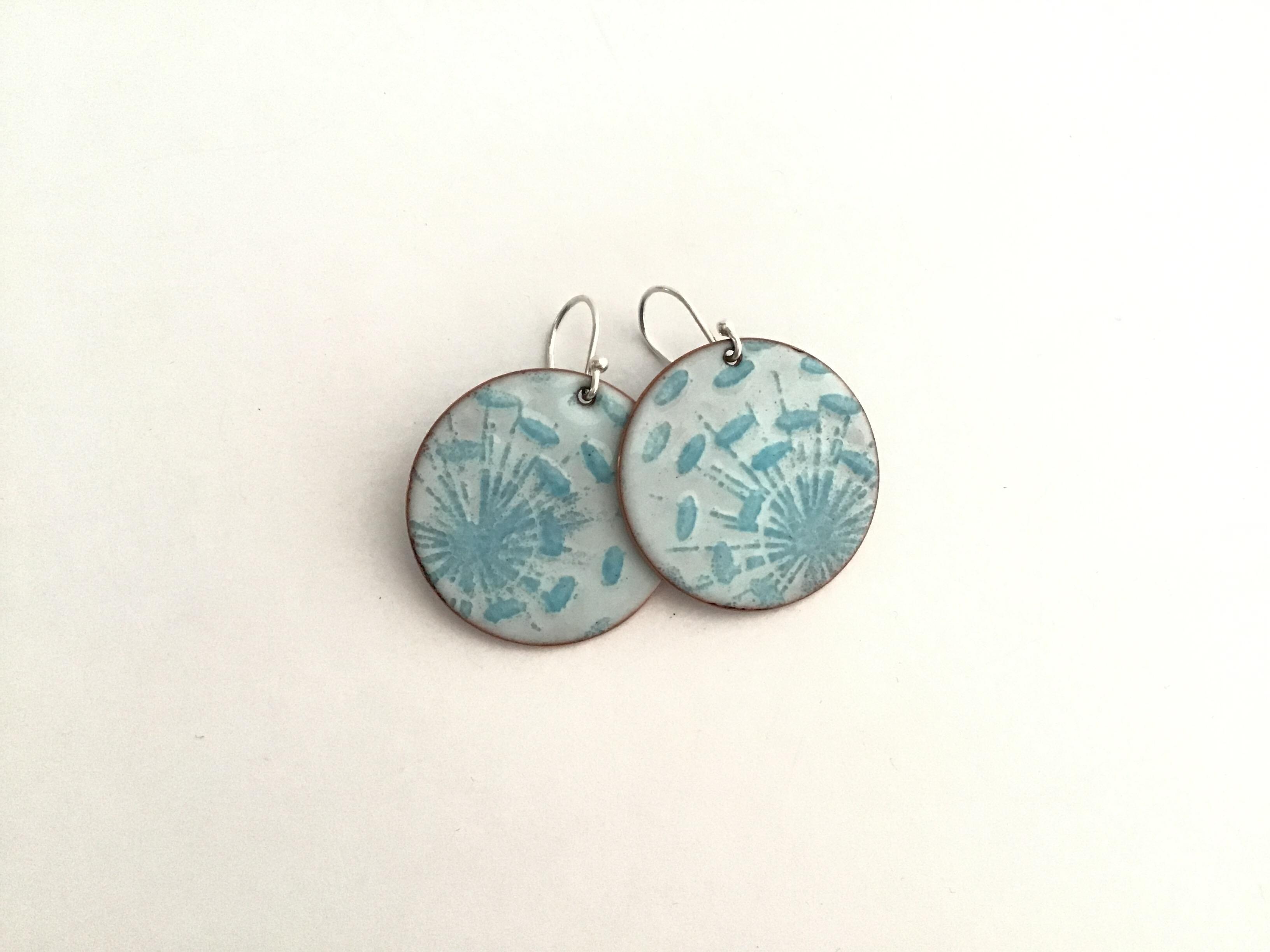 Allium earrings