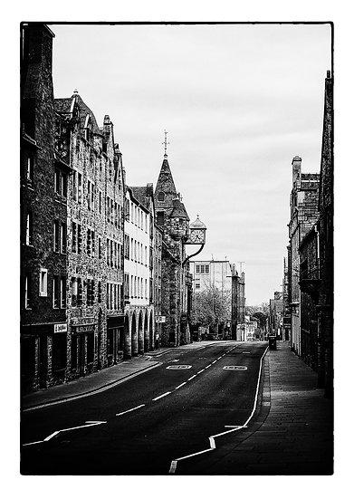 Edinburgh Lockdown #3 by Marek Pieta