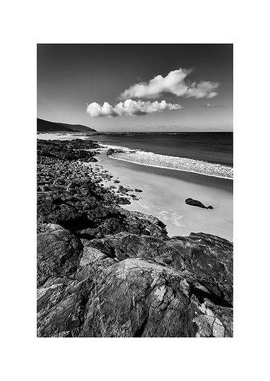 Hebrides (Borve, Isle of Barra) by Marek Pieta