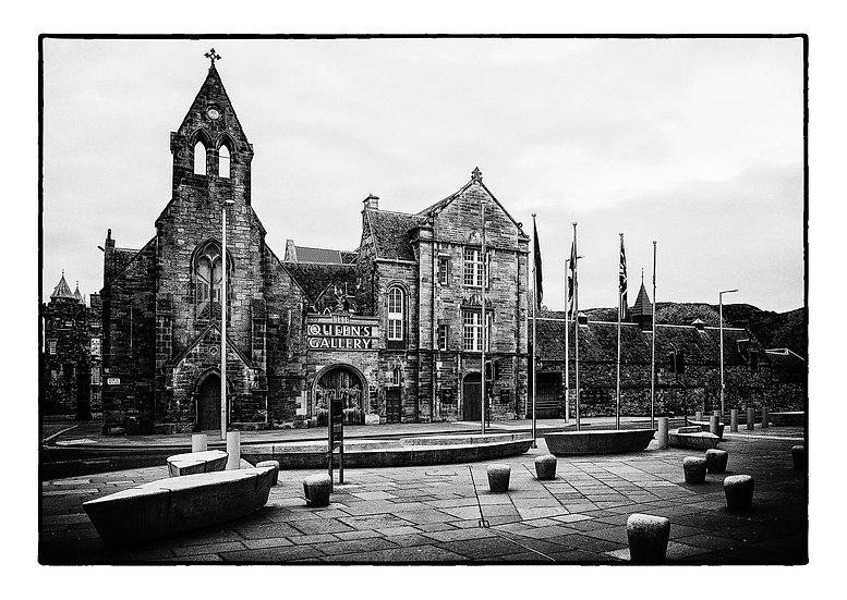 Edinburgh Lockdown #10 by Marek Pieta