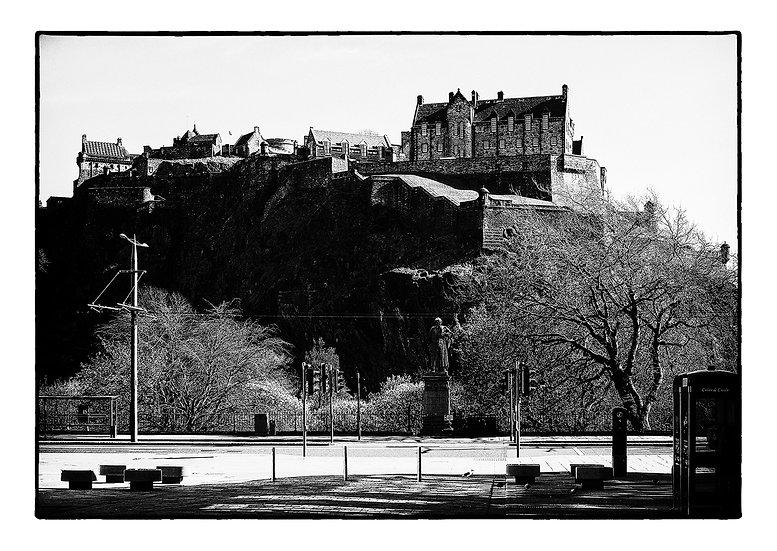 Edinburgh Lockdown #12 by Marek Pieta