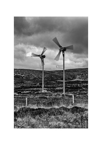 Hebrides (Kildonan/ Isle of South Uist) by Marek Pieta