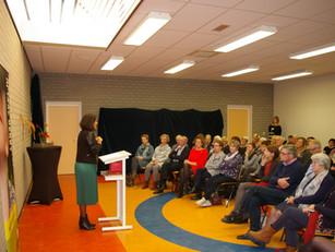Opening 200ste tweetalige kinderopvang in Friesland.