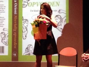 Meertalig opvoeden, presentatie op het Lycée International bij Parijs