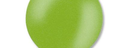 Большой шар Металлик Lime Green