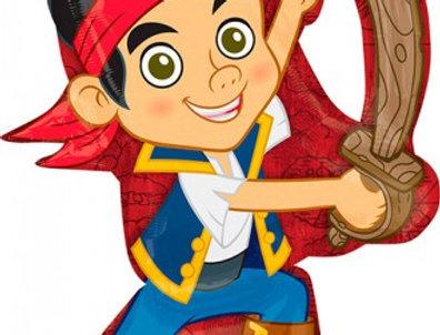 Пират Джейк, 78 см