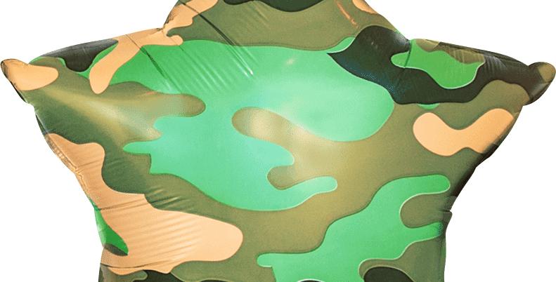 Шар Камуфляж Зеленый