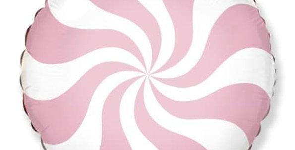 Шар Конфетка Нежно Розовая