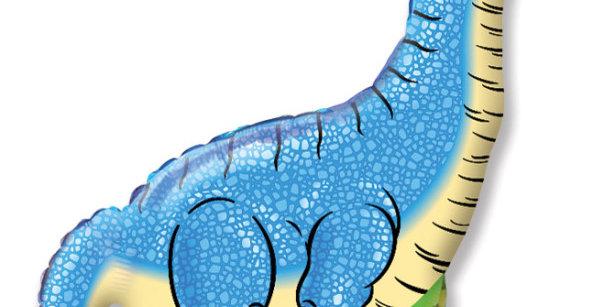 Шар Фигура Динозавр диплодок