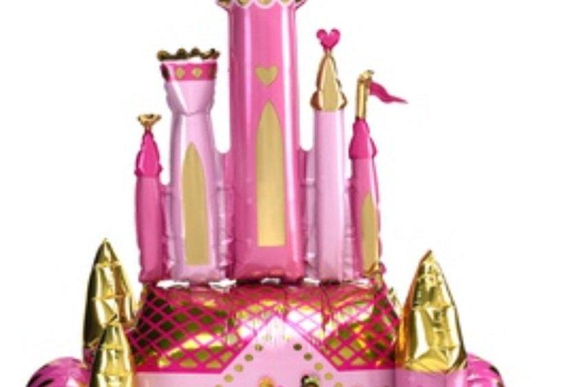 Ходячий Шар Замок Принцессы
