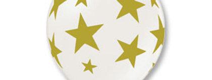 Шелкография Звезды