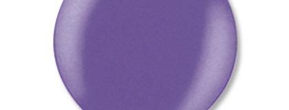 Большой шар Металлик Purple