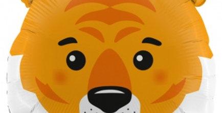 Шар Фигура Голова Тигра
