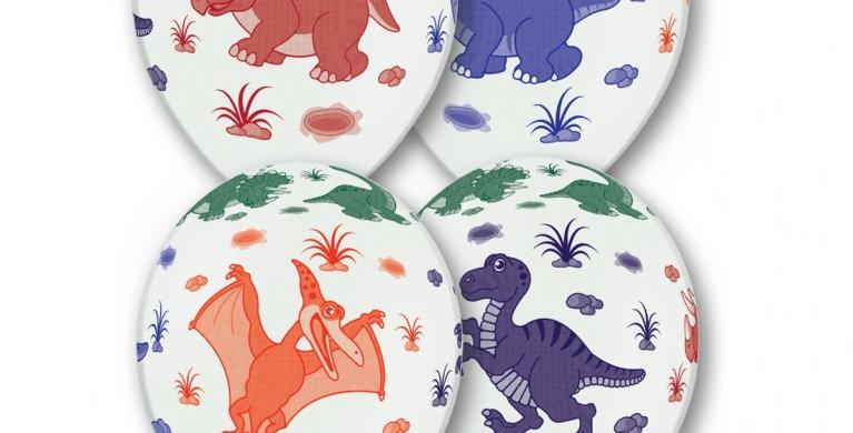 Шар Динозаврики