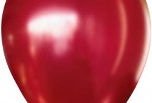 Шар Хром Красный
